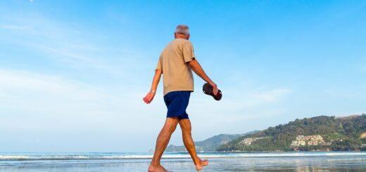 Pensionist i Malaga